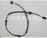 JAC,ABS sensor,wheel speed sensor,PW828437